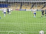«Динамо» — «Днепр-1» — 2:0. Когда неважно, был ли пенальти