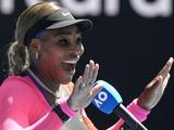 Серена Уильямс - в полуфинале Открытого чемпионата Австралии по теннису