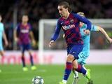 Гризманн: «Понимал, что в «Барселоне» будет трудно»