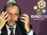Мишель Платини: «Украина и Польша подарят праздник футбола»
