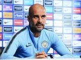 Хосеп Гвардиола: «Зинченко готов сыграть с «Манчестер Юнайтед»