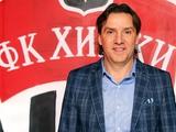 Бывший нападающий «Динамо» возглавил российские «Химки»