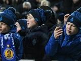 Официально. Вход на матч «Динамо» — «Ворскла» — свободный для детей до 14 лет
