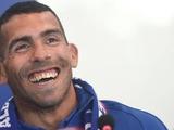 Карлос Тевес получил травму, играя в футбол в тюрьме