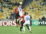 «Динамо» стало лучшей командой 4-го тура группового турнира Лиги Европы по оценкам InStat