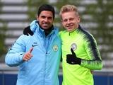 Александр Зинченко пожелал удачи Микелю Артете в «Арсенале»