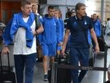«Динамо» отправилось на первый сбор в составе 31 футболиста. Без Мбокани, Кравца и Корзуна, но с Калитвинцевым