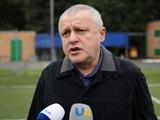 Игорь Суркис: «Уверен, что у этого тренерского штаба «Динамо» всё получится!» (ВИДЕО)