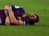 Пике о травме Месси: «Барселона» может справиться и без Лионеля»