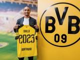 Диалло подписал пятилетний контракт с дортмундской «Боруссией»