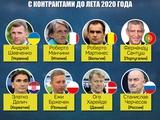 Андрей Шевченко и еще семь тренеров участников Евро-2020 с контрактами до лета 2020 года