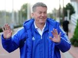 Как ныне сбирается тренер Олег…
