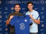 «Челси» объявил о подписании Кая Хаверца