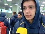 Николай Шапаренко: «Для меня важен вызов в любую сборную»
