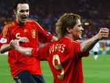 Иньеста — о завершении карьеры Торреса: «Сегодня футбол будет печальнее, чем вчера»