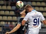 6-й тур ЧУ: «Динамо» не сумело обыграть «Зарю»