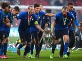Стало известно, сколько сборная Италии заработала на Евро-2020