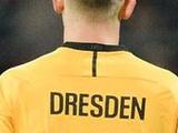 Киперу «Динамо» Дрезден не нашлось нормального свитера. Смотрите, в чем он играл (ФОТО)