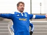 Олег Саленко: «Место основного нападающего в «Динамо» сейчас свободно. Все зависит от характера и способностей Беседина»