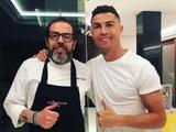 Бывший шеф-повар Криштиану Роналду рассказал о питании игрока