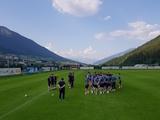 «Динамо» в Австрии: день первый