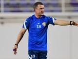 Сергей Ребров назван лучшим тренером в ОАЭ по итогам августа