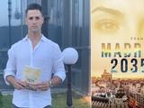 Фран Соль опубликовал свой дебютный роман «Мадрид 2035»