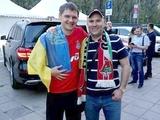 Тарас Михалик отметил чемпионство «Локомотива» с украинским флагом (ФОТО)