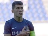 «Днепр-1» объявил о расставании с Сергеем Кравченко