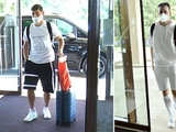Руслан Малиновский и Андрей Лунин присоединились к сборной Украины