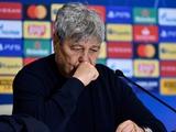 «Динамо» — «Барселона» — 0:4. Послематчевая пресс-конференция. Луческу: «После второго гола опустили руки...»