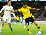 Ашраф Хакими стал самым быстрым игроком бундеслиги