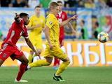 Сборная Украины в отборе Евро-2020. Личное дело Александра Зинченко