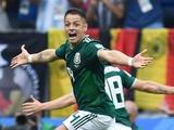 Чичарито — первый игрок в истории сборной Мексики, который забил 50 мячей