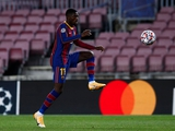 Дембеле не спешит продлевать контракт с «Барселоной»