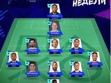 УЕФА опубликовала символическую сборную Лиги чемпионов. В тренде англичане (ФОТО)