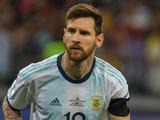 Месси раскритиковал состояние полей на Кубке Америки