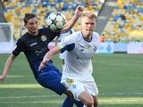 31-й тур ЧУ: «Динамо» — «Львов» — 2:1. Обзор матча, статистика