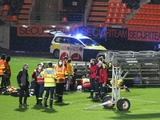 По окончании матча чемпионата Франции погиб работник стадиона (ФОТО)