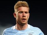 Де Брюйне продлит контракт с «Манчестер Сити» до 2025 года