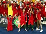 Сборная Португалии стала первым в истории победителем Лиги наций
