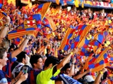 Болельщики «Барселоны»: «Отсутствие Месси — идеальный шанс для Гризманна. Пусть тащит на себе «Барсу» в матче с «Динамо»