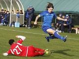 В первом контрольном матче турецкого сбора «Динамо U-19» сыграло вничью (ВИДЕО)