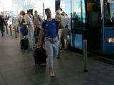ВИДЕО: «Динамо» отправилось на матч с «Лугано». Репортаж из аэропорта «Борисполь»