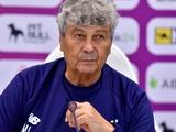 «Рух» — «Динамо» — 0:2. Послематчевая пресс-конференция. Луческу: «Меня хотят дестабилизировать?»