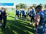 Бойко рассказал об изменениях после прихода Луческу в «Динамо»: «Ребята сидят и чуть ли не с открытыми ртами слушают»