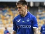 «Динамо» дозаявило Русина на чемпионат Украины