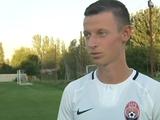 Дмитрий Иванисеня: «Обыграть «Шахтер» на последней минуте в меньшинстве — вдвойне приятно»
