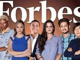 Бывший футболист «Динамо» попал на обложку журнала Forbes (ФОТО)