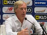 «Заря» — «Динамо» — 1:3. Пресс-конференция. Михайличенко: «Я доволен тем, что нам удалось переломить ход игры»